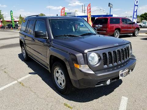 2016 Jeep Patriot for sale at Intermountain Auto Sales in Grand Junction CO