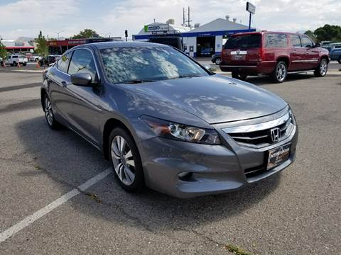 2012 Honda Accord for sale at Intermountain Auto Sales in Grand Junction CO