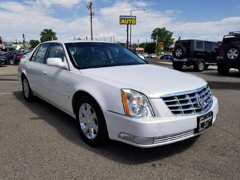 2007 Cadillac DTS for sale at Intermountain Auto Sales in Grand Junction CO