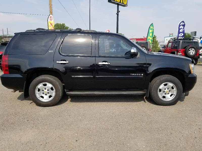 2008 Chevrolet Tahoe for sale at Intermountain Auto Sales in Grand Junction CO