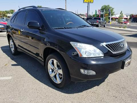 2008 Lexus RX 350 for sale at Intermountain Auto Sales in Grand Junction CO