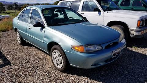1998 Ford Escort for sale at Intermountain Auto Sales in Grand Junction CO