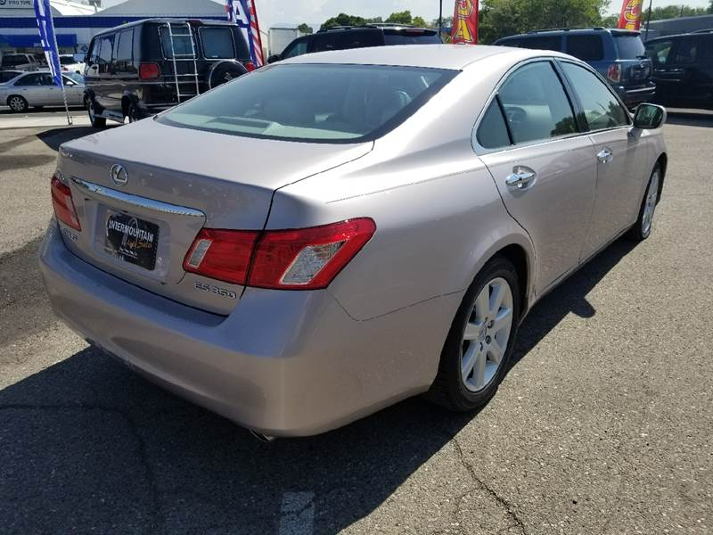 2007 Lexus ES 350 for sale at Intermountain Auto Sales in Grand Junction CO