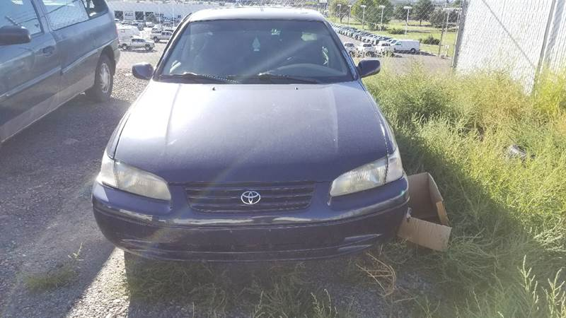 1997 Toyota Camry for sale at Intermountain Auto Sales in Grand Junction CO