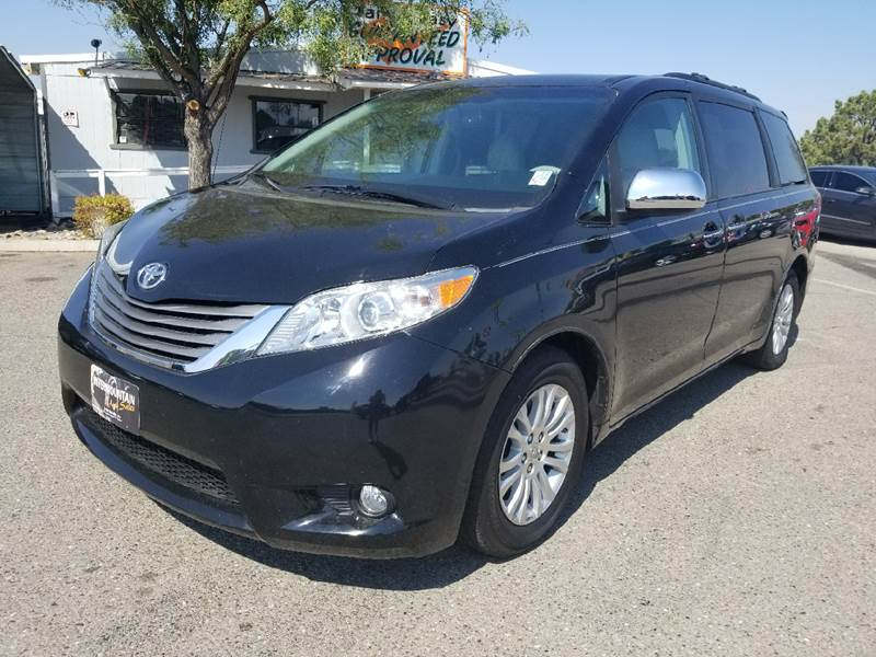 2012 Toyota Sienna for sale at Intermountain Auto Sales in Grand Junction CO