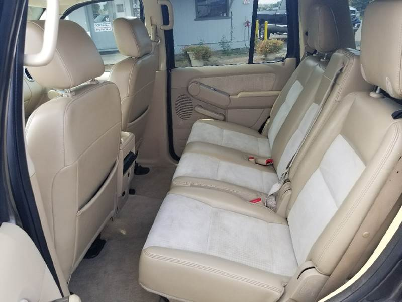 2006 Mercury Mountaineer for sale at Intermountain Auto Sales in Grand Junction CO