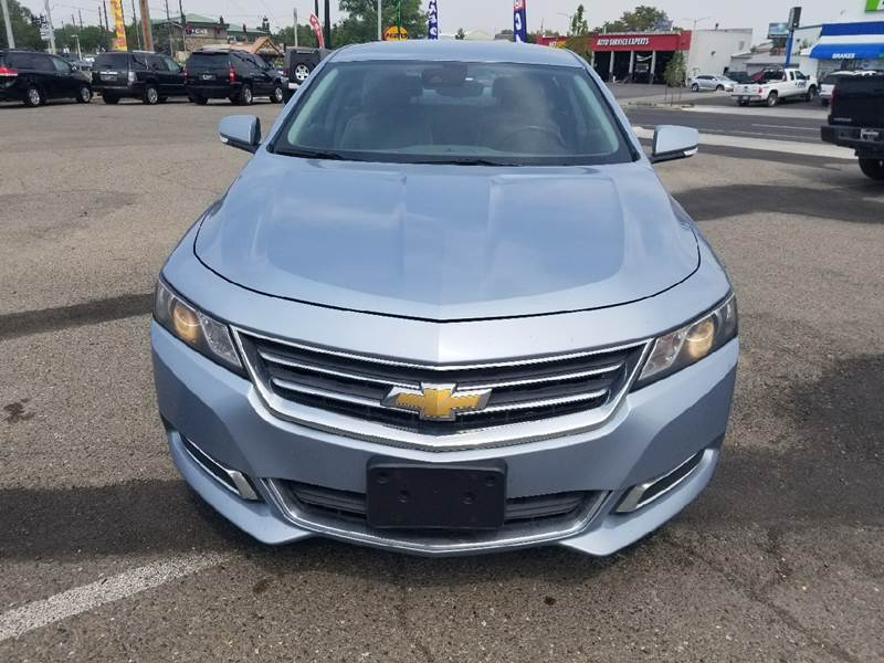 2014 Chevrolet Impala for sale at Intermountain Auto Sales in Grand Junction CO