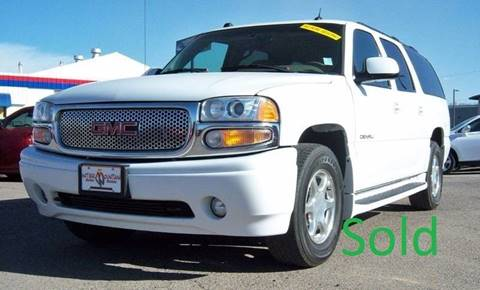 2005 GMC Yukon XL for sale at Intermountain Auto Sales in Grand Junction CO