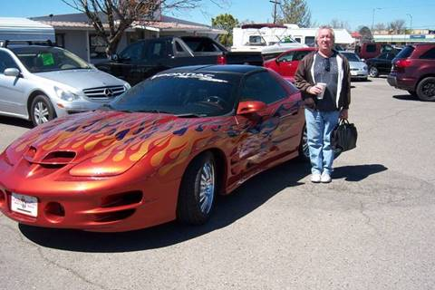 2001 Pontiac Firebird for sale at Intermountain Auto Sales in Grand Junction CO