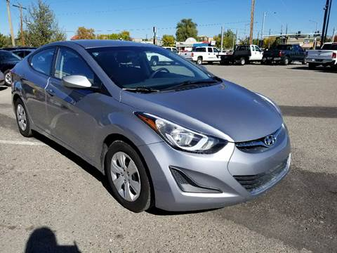 2016 Hyundai Elantra for sale at Intermountain Auto Sales in Grand Junction CO