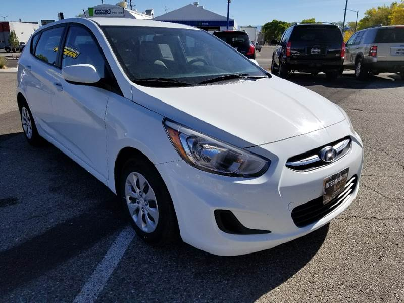 2016 Hyundai Accent for sale at Intermountain Auto Sales in Grand Junction CO