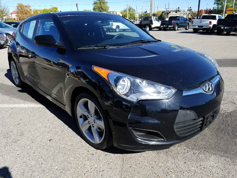 2013 Hyundai Veloster for sale at Intermountain Auto Sales in Grand Junction CO