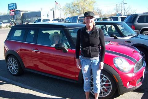 2009 MINI Cooper Clubman for sale at Intermountain Auto Sales in Grand Junction CO