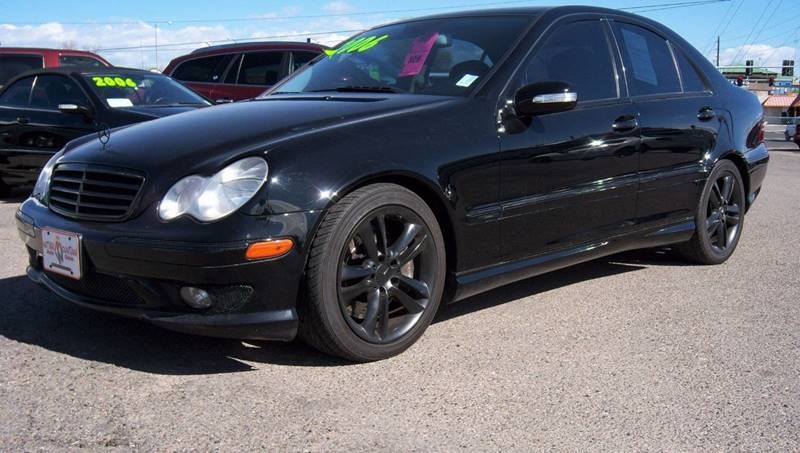 2006 Mercedes Benz C Class For Sale At Intermountain Auto Sales In Grand  Junction