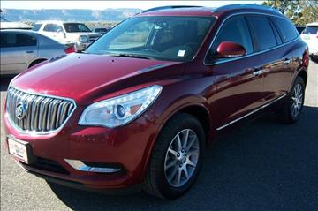 2015 Buick Enclave for sale at Intermountain Auto Sales in Grand Junction CO