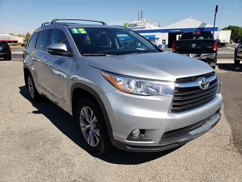 Wonderful 2015 Toyota Highlander For Sale In Grand Junction, CO