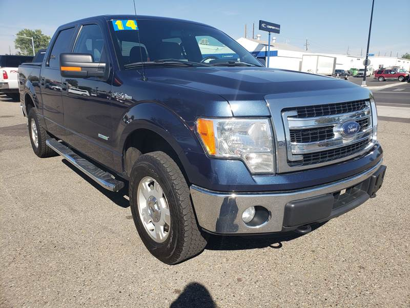 2014 ford f 150 xlt in grand junction co intermountain auto sales. Black Bedroom Furniture Sets. Home Design Ideas
