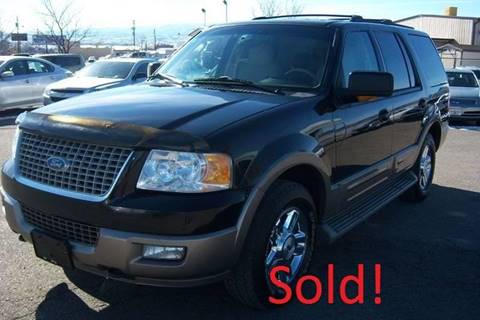 2004 Ford Expedition for sale at Intermountain Auto Sales in Grand Junction CO