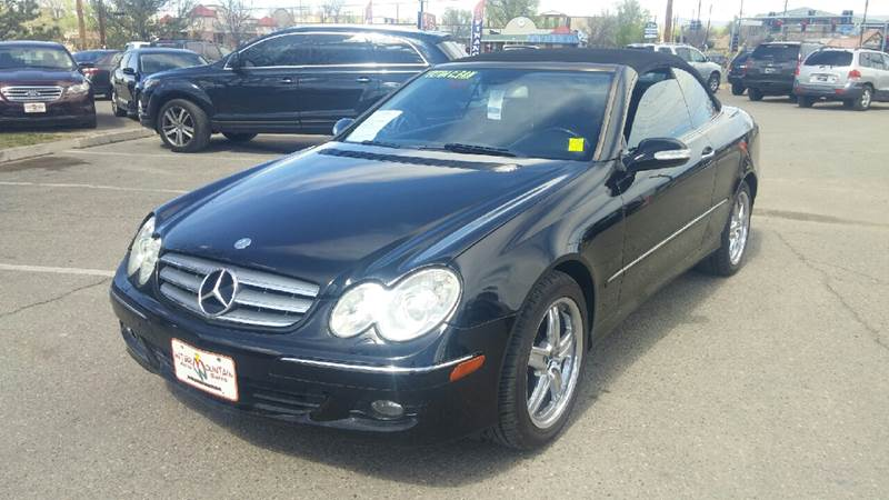 2006 Mercedes-Benz CLK for sale at Intermountain Auto Sales in Grand Junction CO