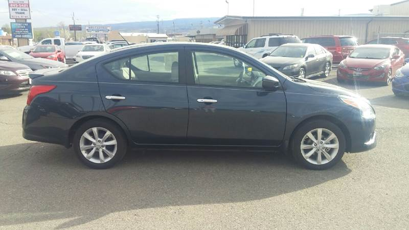 2015 Nissan Versa for sale at Intermountain Auto Sales in Grand Junction CO