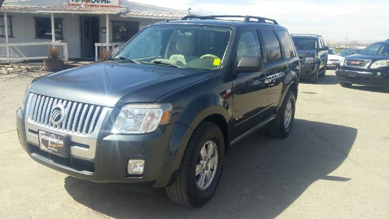 2008 Mercury Mariner for sale at Intermountain Auto Sales in Grand Junction CO