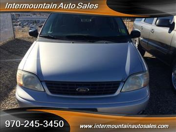 2001 Ford Windstar for sale at Intermountain Auto Sales in Grand Junction CO