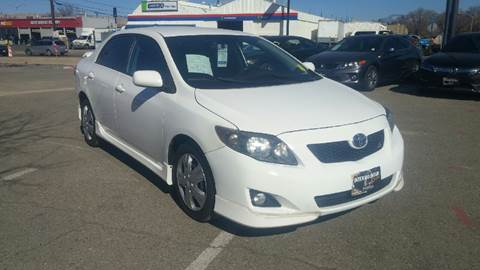 2009 Toyota Corolla for sale at Intermountain Auto Sales in Grand Junction CO