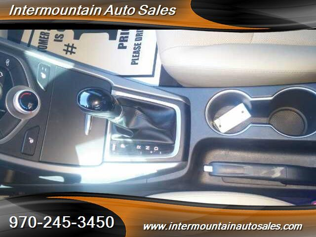 2015 Hyundai Elantra for sale at Intermountain Auto Sales in Grand Junction CO