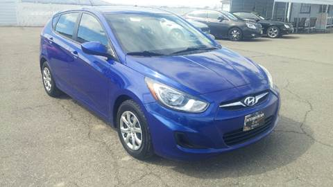 2012 Hyundai Accent for sale at Intermountain Auto Sales in Grand Junction CO