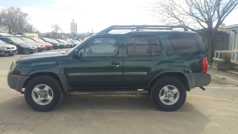2002 Nissan Xterra for sale at Intermountain Auto Sales in Grand Junction CO