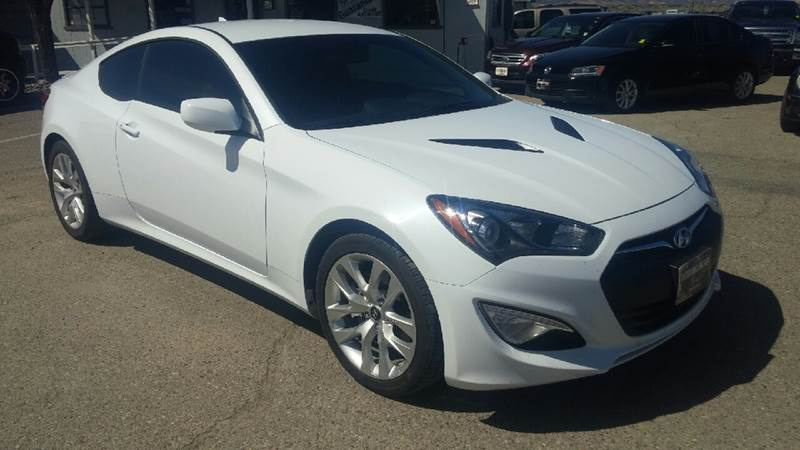 2014 Hyundai Genesis Coupe for sale at Intermountain Auto Sales in Grand Junction CO