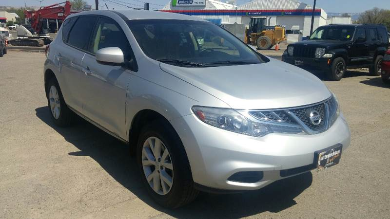 2012 Nissan Murano for sale at Intermountain Auto Sales in Grand Junction CO