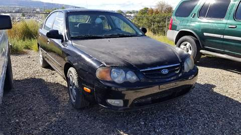 2003 Kia Spectra for sale at Intermountain Auto Sales in Grand Junction CO
