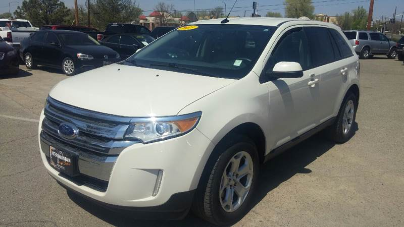 2013 Ford Edge for sale at Intermountain Auto Sales in Grand Junction CO