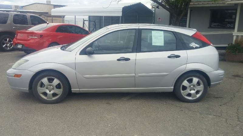 2003 Ford Focus for sale at Intermountain Auto Sales in Grand Junction CO