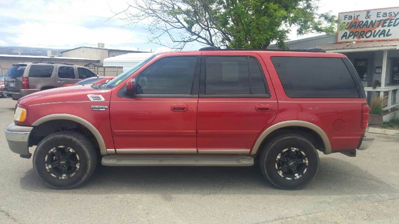 2002 Ford Expedition for sale at Intermountain Auto Sales in Grand Junction CO
