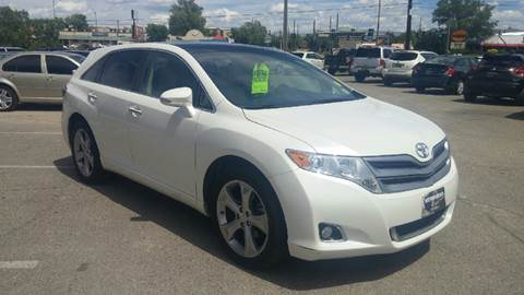 2013 Toyota Venza for sale at Intermountain Auto Sales in Grand Junction CO