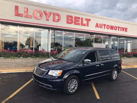 2014 Chrysler Town and Country for sale in Eldon, MO