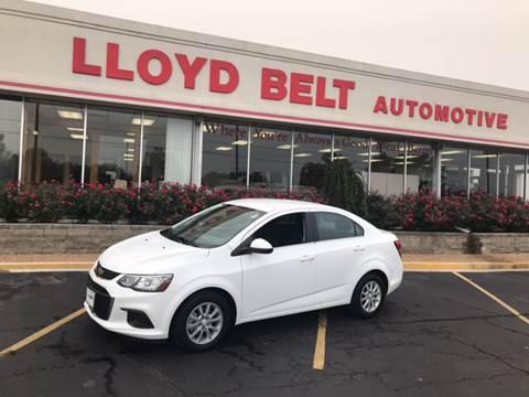 2017 Chevrolet Sonic for sale in Eldon, MO