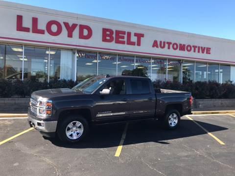 2015 Chevrolet Silverado 1500 for sale in Eldon, MO