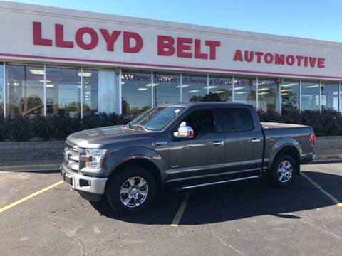2015 Ford F-150 for sale in Eldon, MO