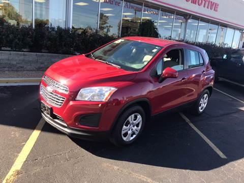 2015 Chevrolet Trax for sale in Eldon, MO