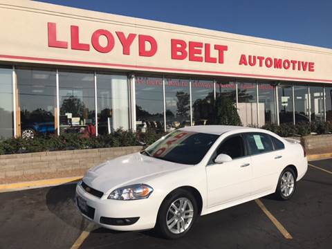 2016 Chevrolet Impala Limited for sale in Eldon, MO
