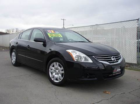 2012 nissan altima for sale in washington. Black Bedroom Furniture Sets. Home Design Ideas