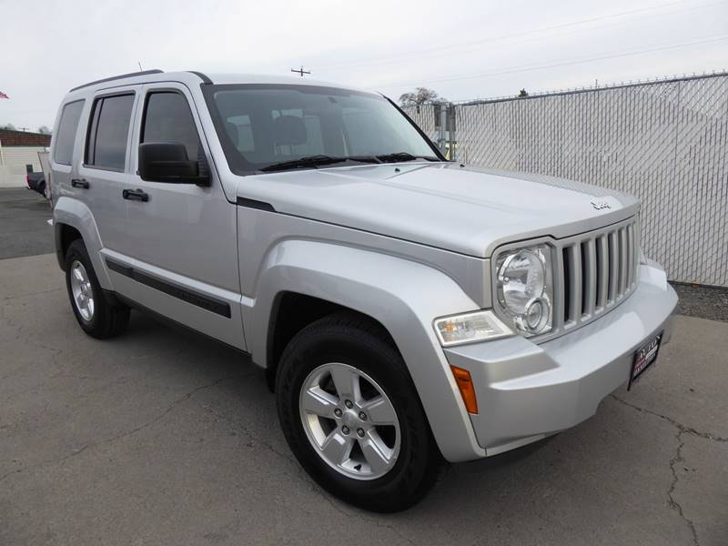 2011 jeep liberty 4x4 mpg
