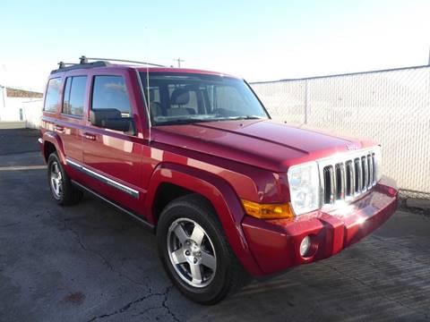 2010 Jeep Commander for sale in Union Gap, WA