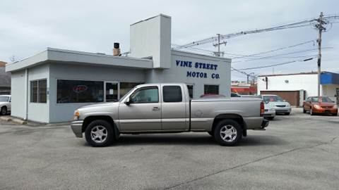 2001 GMC Sierra C3 for sale in Urbana, IL