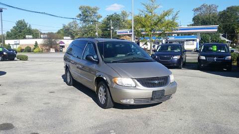 2003 Chrysler Town and Country for sale in Urbana, IL