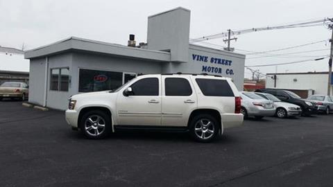 2011 Chevrolet Tahoe $23,995