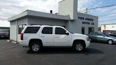 2010 Chevrolet Tahoe $14,995
